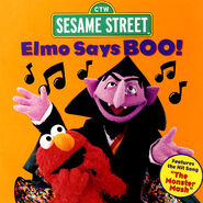 Elmo Says BOO! (CD)