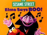 Elmo Says BOO! (album)