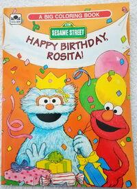 Happy bday rosita