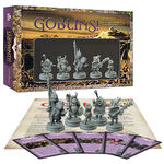 Labyrinth board game goblin expansion