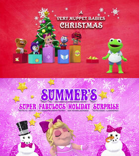 Muppet Babies Christmas - Holiday Surprise