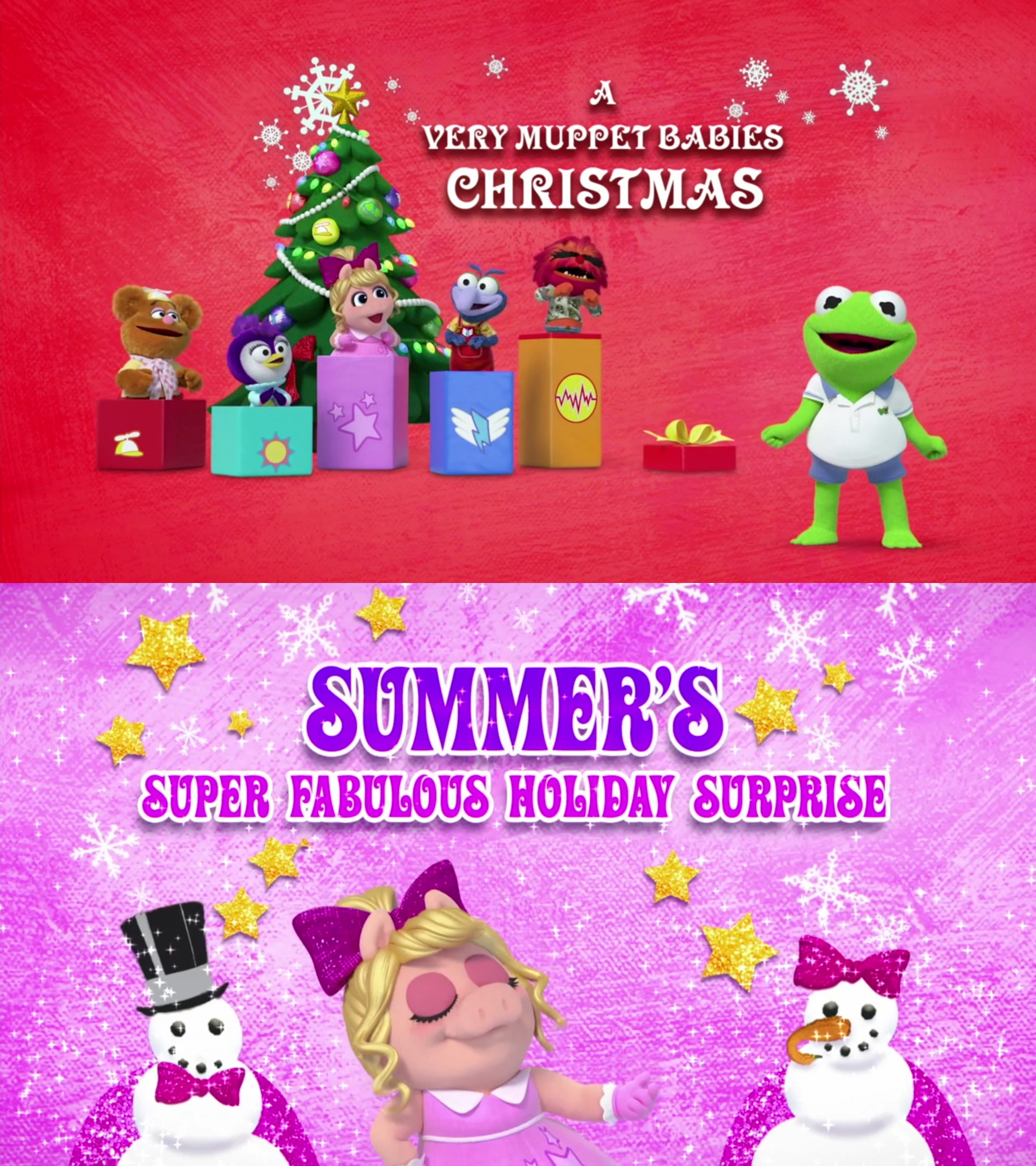 Episode 117: A Very Muppet Babies Christmas / Summer's