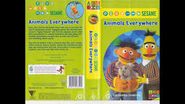 PWMS Animals Aus VHS