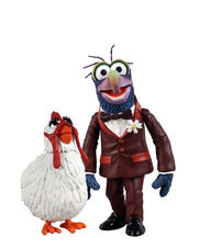 Gonzo Action Figure