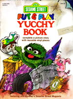 Put & Play Yucchy Book