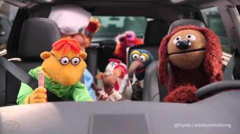 """Gridlock"" Starring the Muppets"