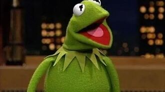 Conan Interviews Kermit The Frog