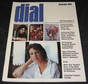 DialNovember1984