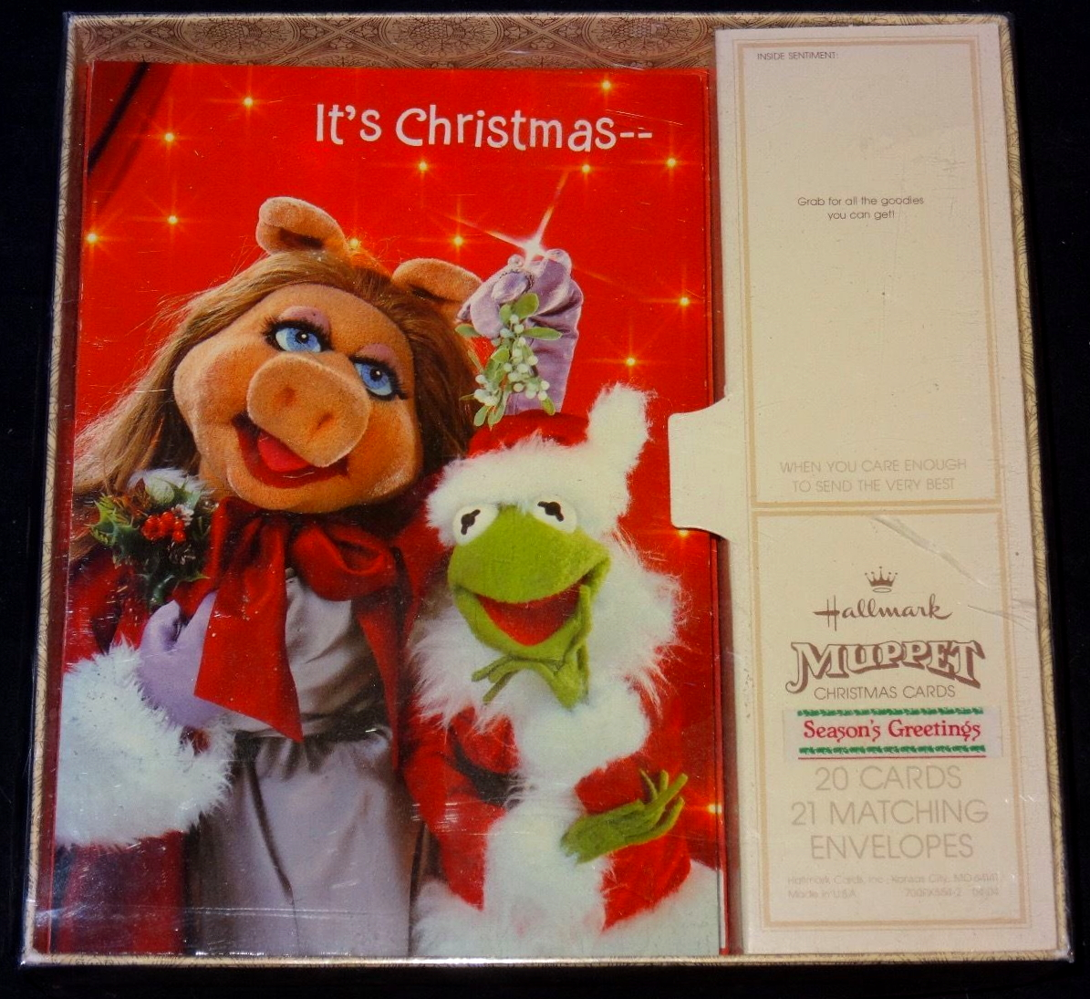 Muppet Christmas cards (Hallmark) | Muppet Wiki | FANDOM powered by ...