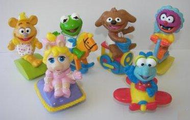 Hungry Jack's Muppet Babies Toys | Muppet Wiki | FANDOM