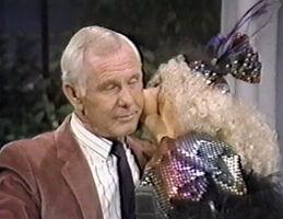 Kiss Johnny Carson Piggy July 12 1984
