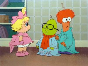 MuppetBabies-Piggy-Bunsen-Beaker