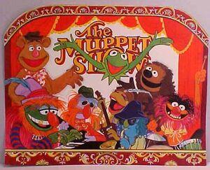 Muppetplacemats