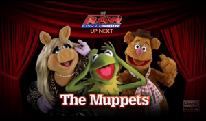 Muppets Up Next Raw