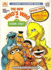Who's Who on Sesame Street