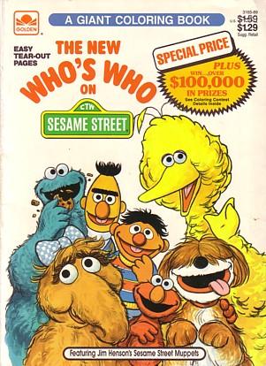Who\'s Who on Sesame Street | Muppet Wiki | FANDOM powered by Wikia