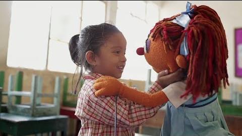 Sesame Workshop Girl Empowerment