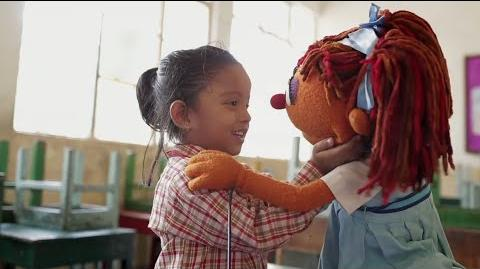 Sesame Workshop Girl Empowerment