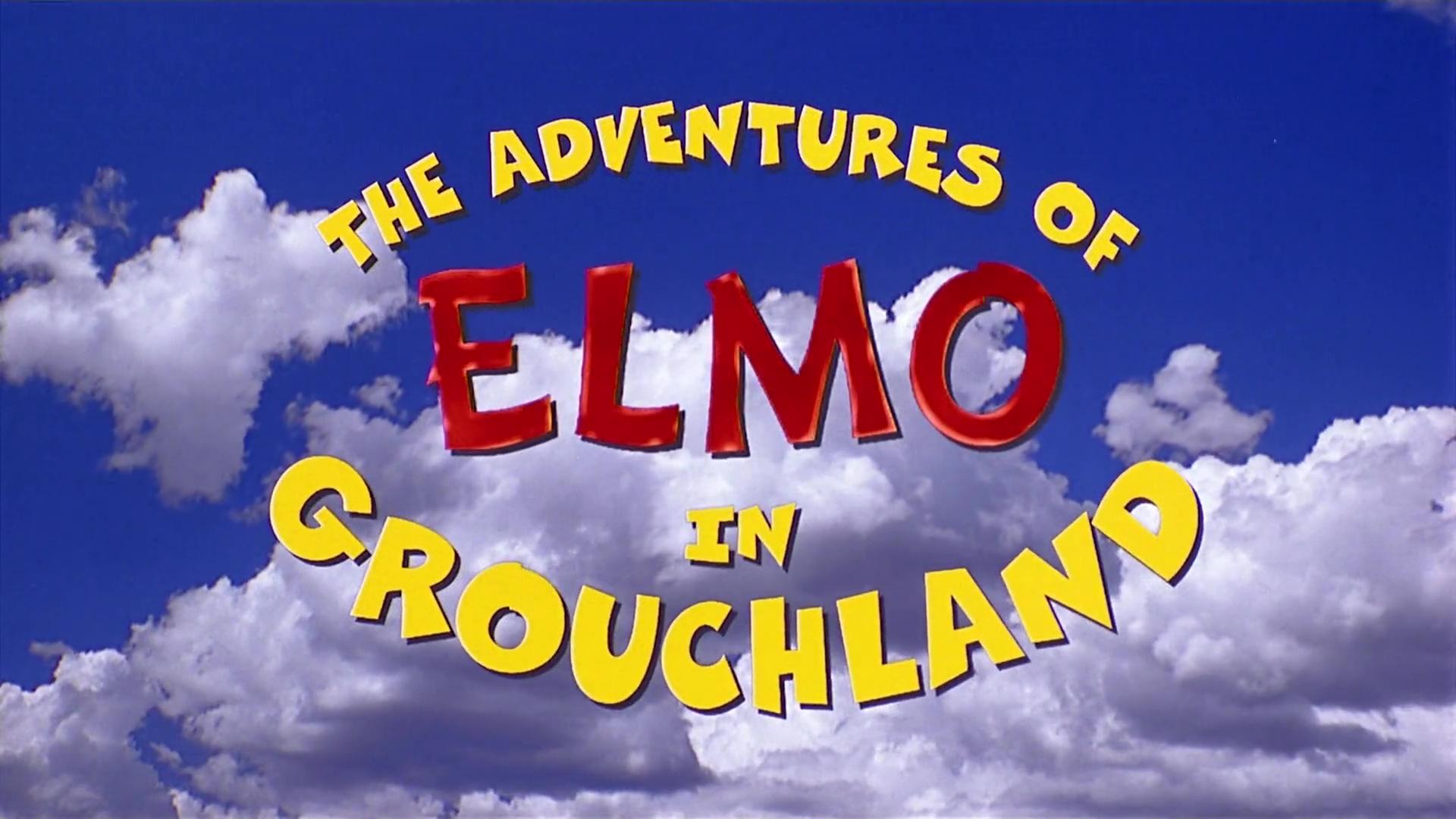 The Adventures Of Elmo In Grouchland Muppet Wiki Fandom