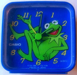 Casio kermit