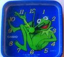 Muppet clocks (Casio)