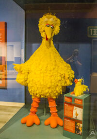 Center for puppetry arts big bird 2