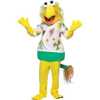 Fraggle-Rock-Wembly-Costume