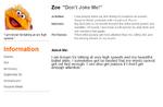 Muppetbook Zoe