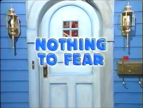Nothing 2 Fear Bear Blue House