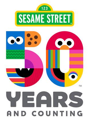 Sesame 50 logo