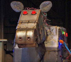 Thumb - Wolle's robot horse Robby