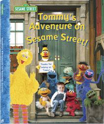 Tommy's Adventure on Sesame Street