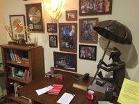 Center for Puppetry Arts - Jim Henson Office 02