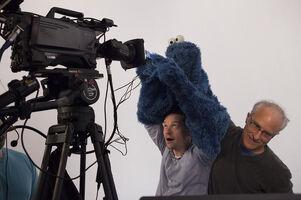 SesameStreet-BehindTheScenes-Cookie-MattVogel-DavidRudman