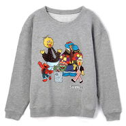 Shinee sweatshirt 1