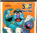 Sesame Street drawing pads (Southwest Tablet)