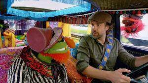 Carpool Karoke Muppets Jason Sudeikis 2