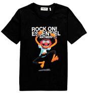 Essentiel antwerp men's animal t-shirt