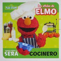 Los oficios de Elmo - Cocinero