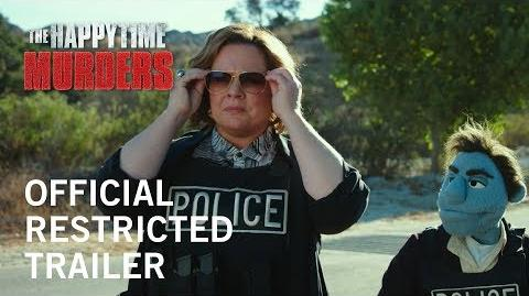 The Happytime Murders Official Restricted Trailer Coming Soon