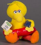 Applause big bird bath toy