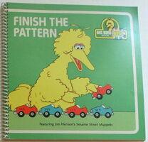 Beep books finish the pattern