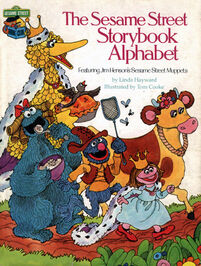 The Sesame Street Storybook Alphabet