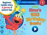 Elmo's Big Birthday Bash!