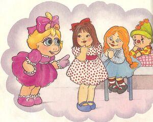 Giselle doll