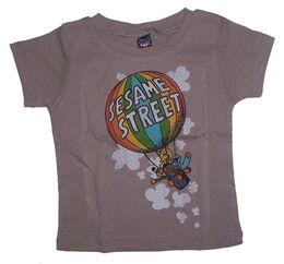 Junk food sesame street balloon shirt