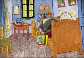 MB2018-107 Bedroom in Arles