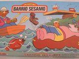Barrio Sésamo puzzles (De Dalmau)