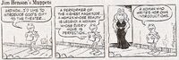 The Muppets comic strip 1982-02-15
