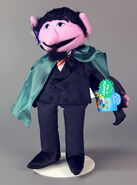 Applause count hand puppet